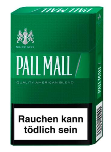 Pall mall green